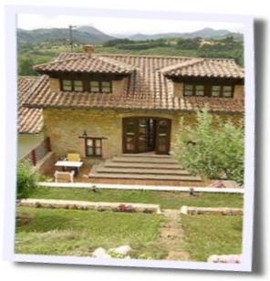 Apartamentos rurales el llugar casas rurales asturias - Casa prefabricada asturias ...